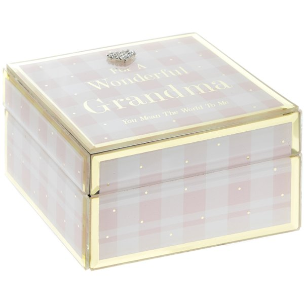 MAD DOTS GRANDMA JEWELLERY BOX