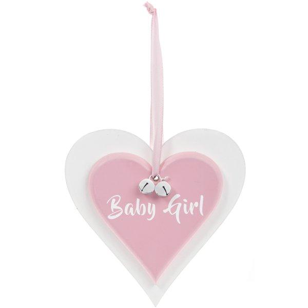 TWIN HEART BABY GIRL