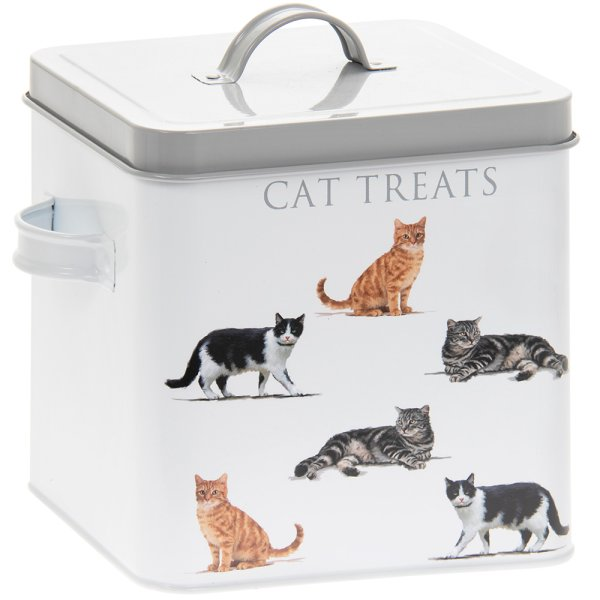 CAT TREATS BOX