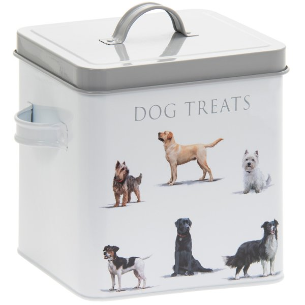 MACNEIL DOG TREATS BOX