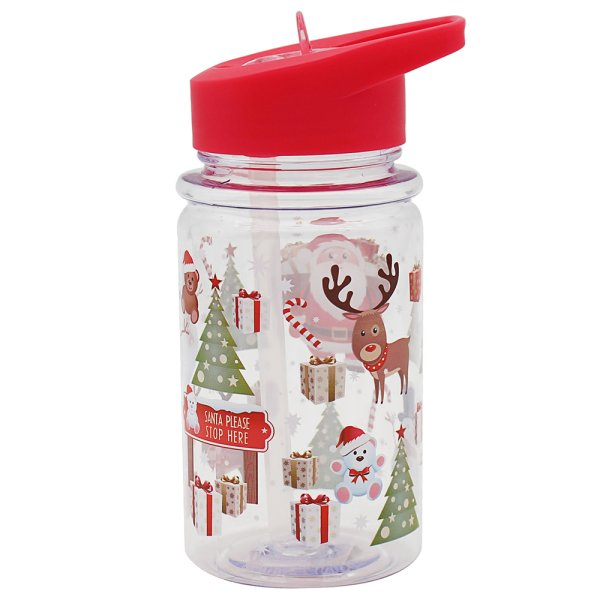 CHRISTMAS LITTLE STARS FLASK