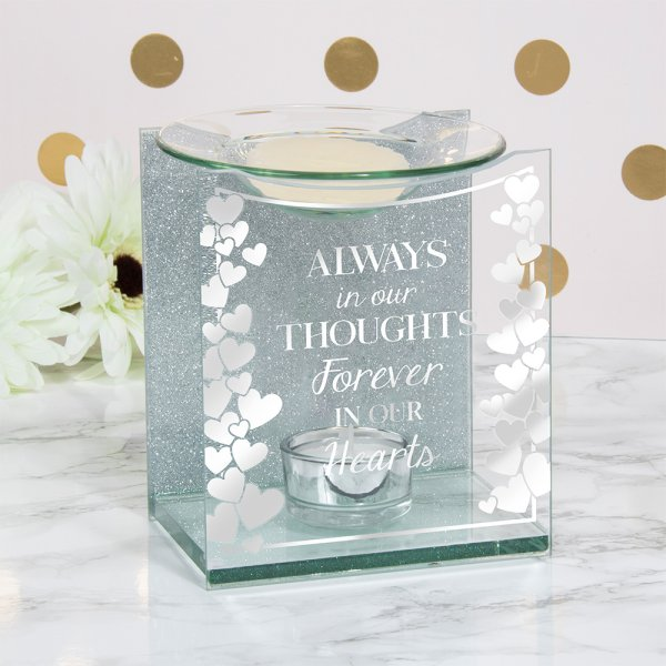 SENTIMENTS WAX WARMER THOUGHTS