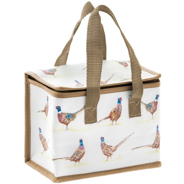 PHEASANT LUNCH BAG