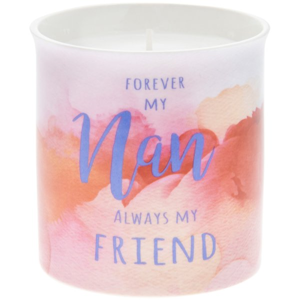 FOREVER MY NAN SCENTED CANDLE