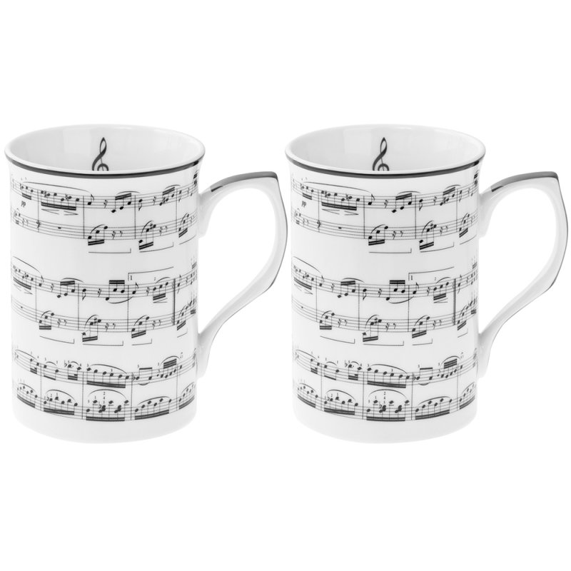 MAKING MUSIC MUGS SET 2