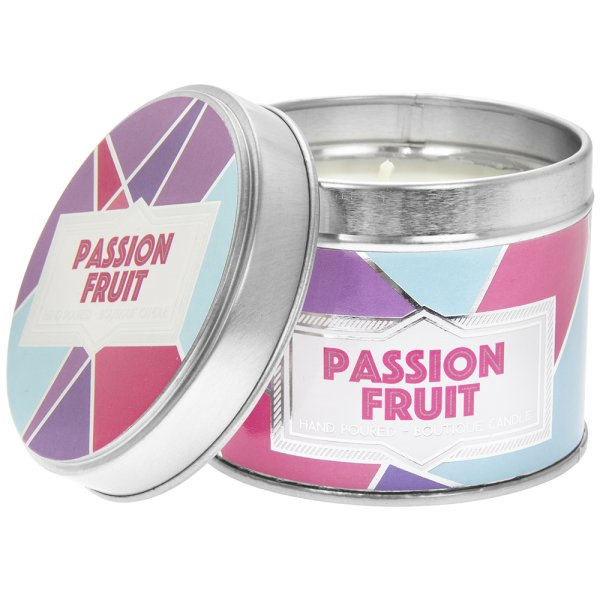 DESIRE PASSION FRUIT CANDLETIN