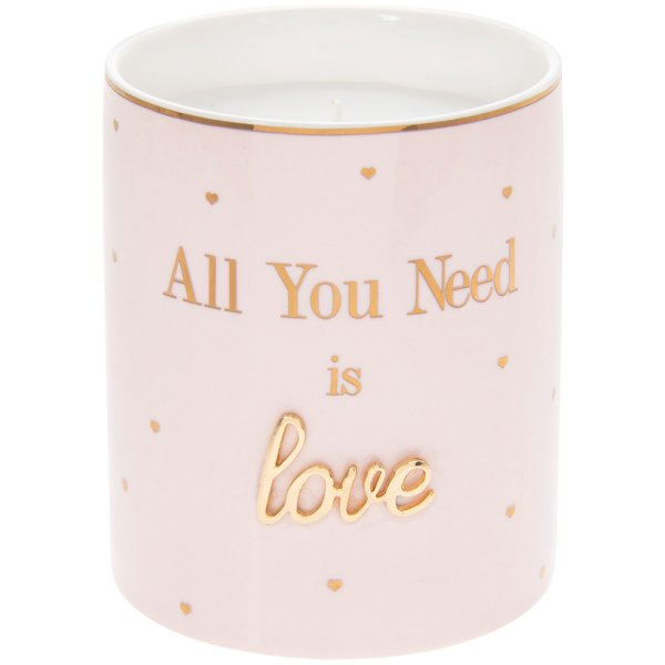 OH SO CHARMING LOVE CANDLE