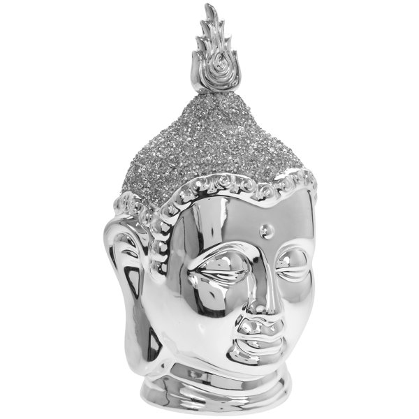 SILVER SPARKLE THAI HEAD