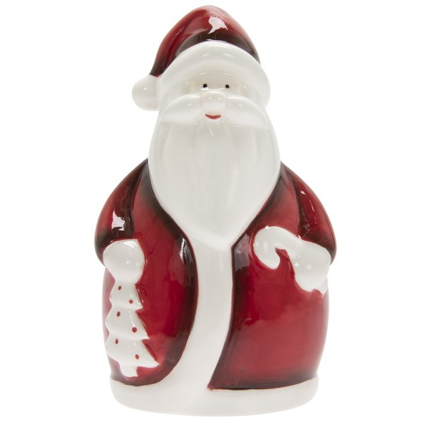 SANTA WHITE & RED MED