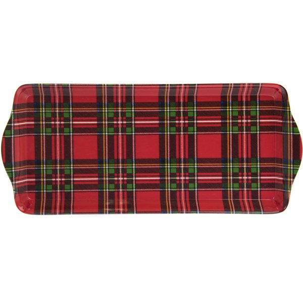 TARTAN TRAY MEDIUM
