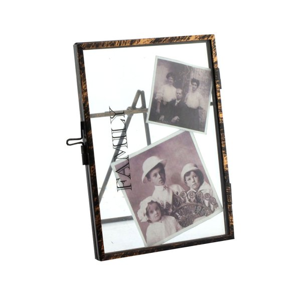 "METAL FRAME FAMILY 4"" X  6"""