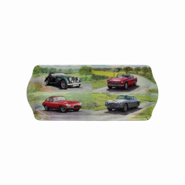 CLASSIC CARS TRAY MED