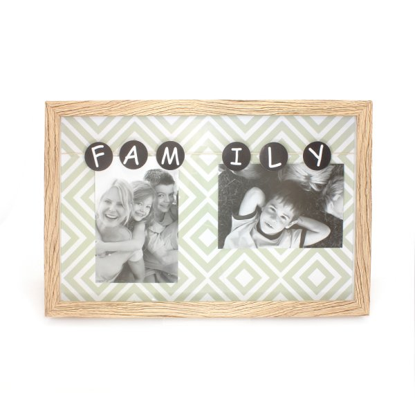 FAMILY PHOTO FRAME COLLAGE