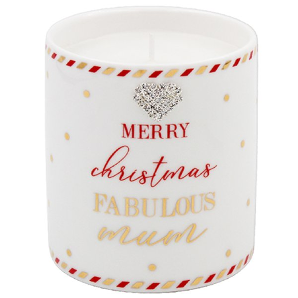MAD DOTS FAB MUM CANDLE