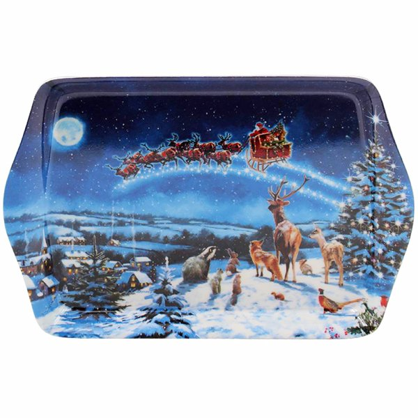 MAGIC OF XMAS TRAY SMALL