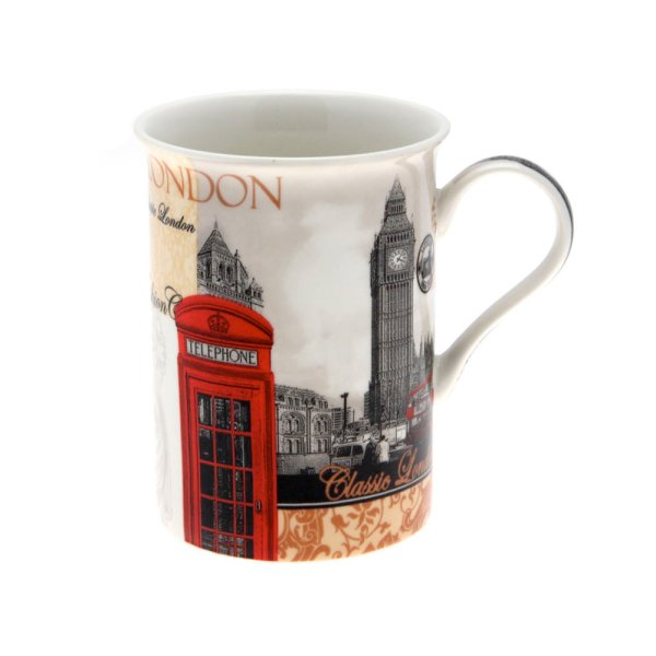 NEW LONDON FINE CHINA MUG