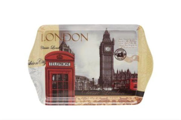 NEW LONDON TRAY SML