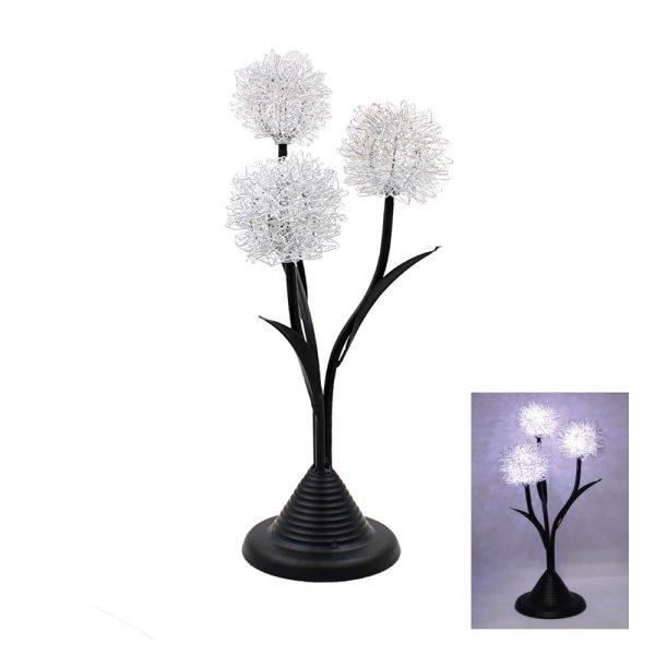 FLOWER TRIPLE LED LIGHT