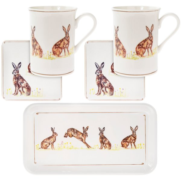 HARES GIFT SET 5 PIECE