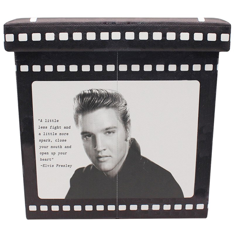 ELVIS FOLDING BOX