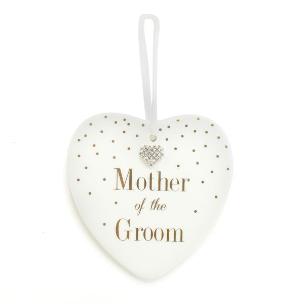 MAD DOTS MOTHER OF GROOM PLQ