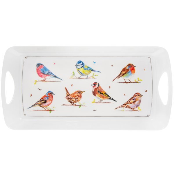 COUNTRY LIFE BIRDS TRAY MEDIUM