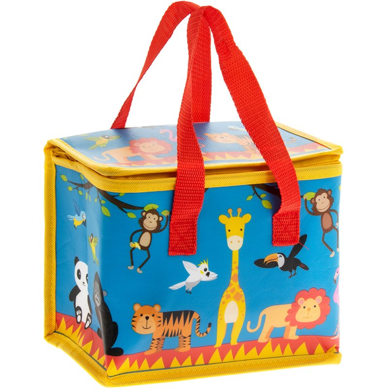 LITTLE STARS ZOO LUNCH BAG