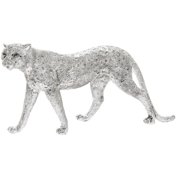 SILVER ART CHEETAH