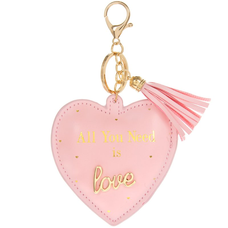 OH SO CHARMING LOVE KEYRING