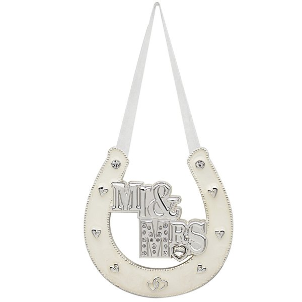 S/P HORSESHOE MR & MRS