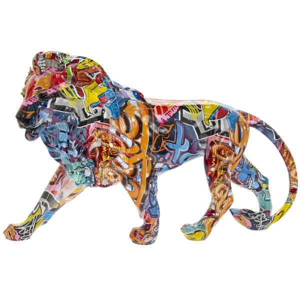 GRAFFITI LION