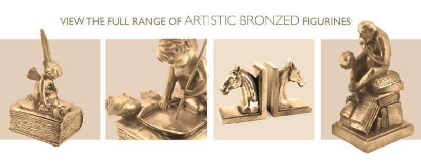 Artistic Bronzed