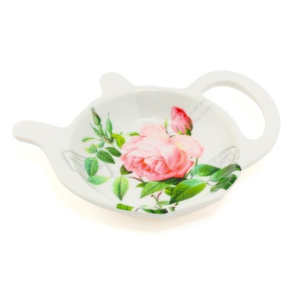 REDOUTE ROSE TEABAG TIDY