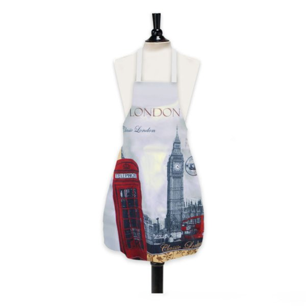 NEW LONDON APRON