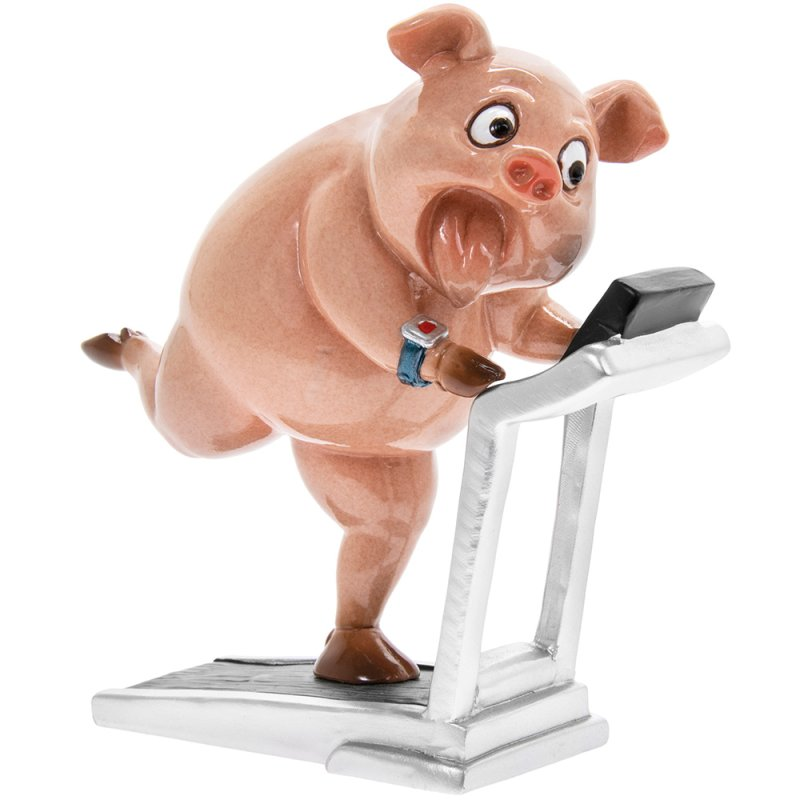 THIS LITTLE PIGGY GYM TIME