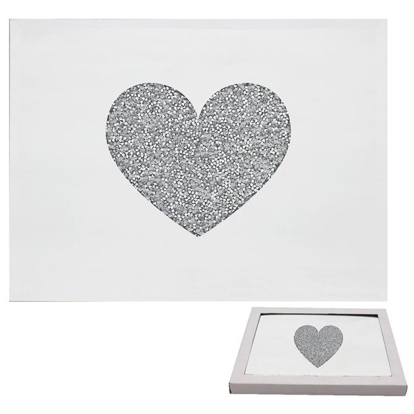 HEART PLACEMATS S2