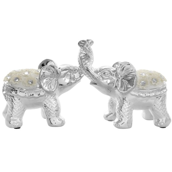 SILVER MILLE LOVING ELEPHANTS