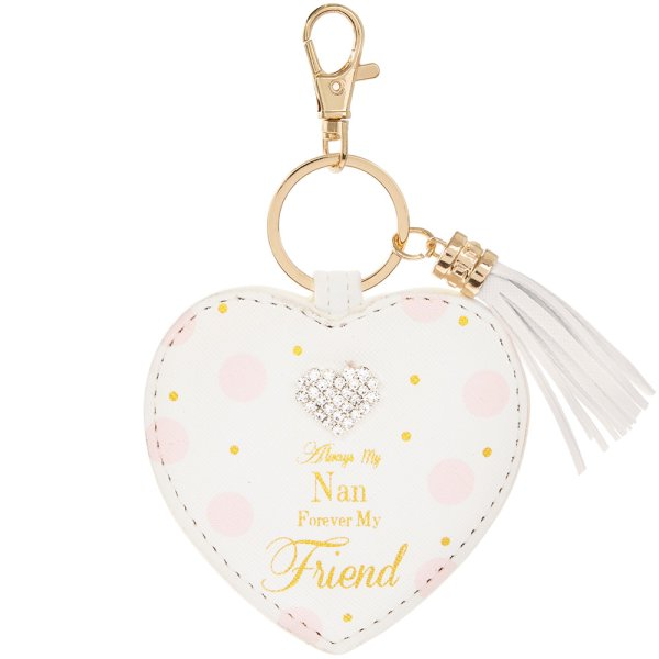 MAD DOTS NAN KEYRING