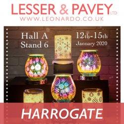 Harrogate Christmas & Gift Fair Starts