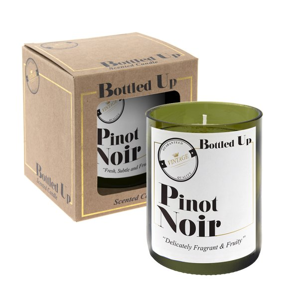 PINOT NOIR BOTTLE CANDLE