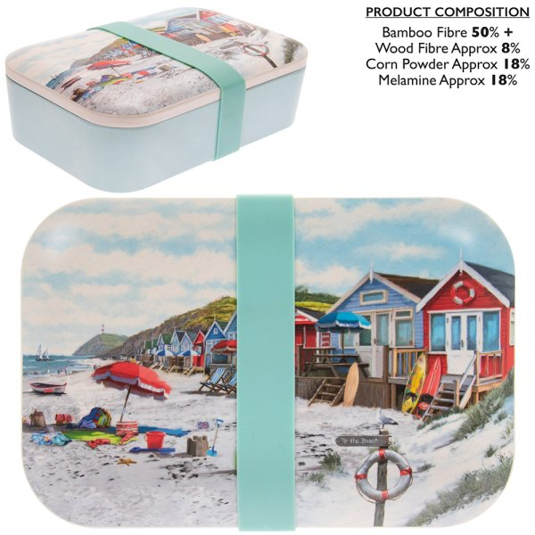 SANDY BAY BAMBOO LUNCH BOX