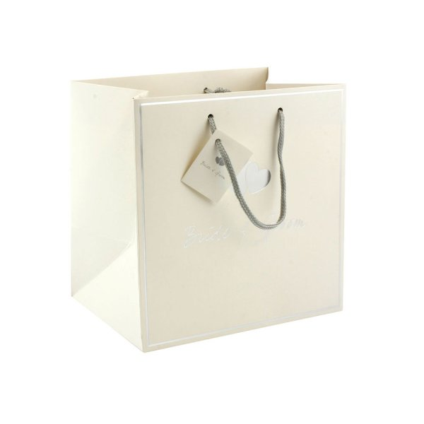 BRIDE & GROOM GIFT BAG MEDIUM