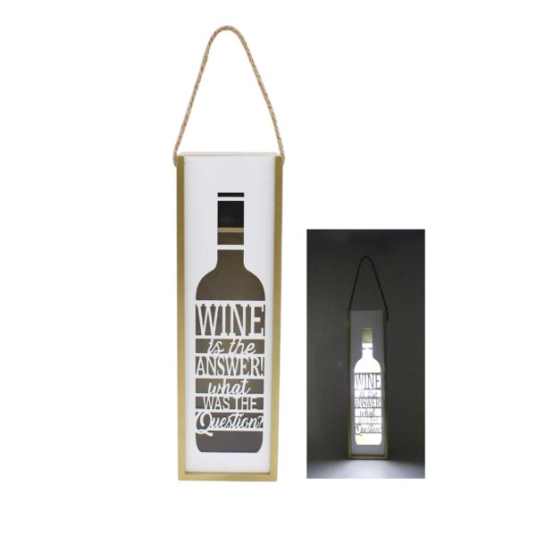 LED WINE BOX