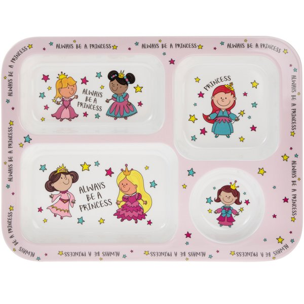 LITTLE STARS PRINCESS TRAY
