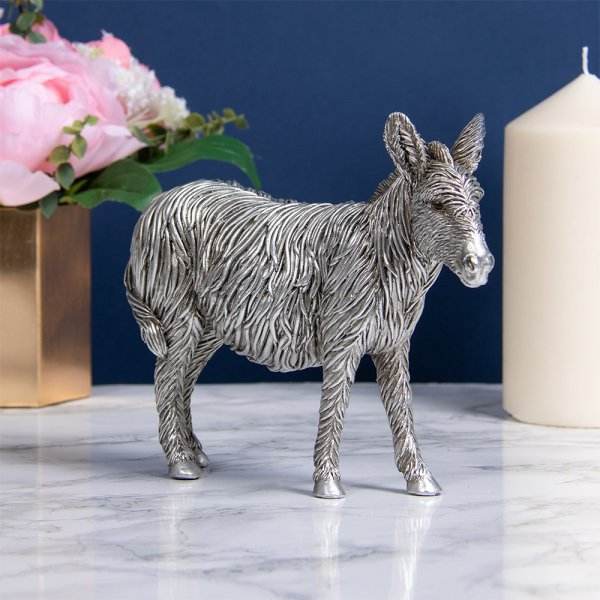REFELCTIONS SILVER DONKEY