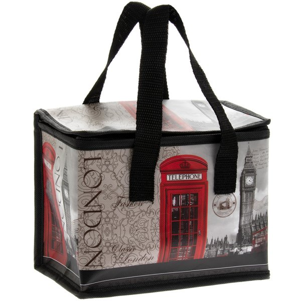 NEW LONDON LUNCH BAG