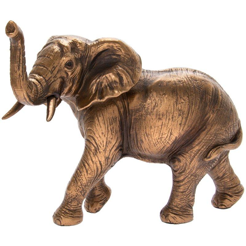 REFLECTIONS BRONZED ELEPHANT