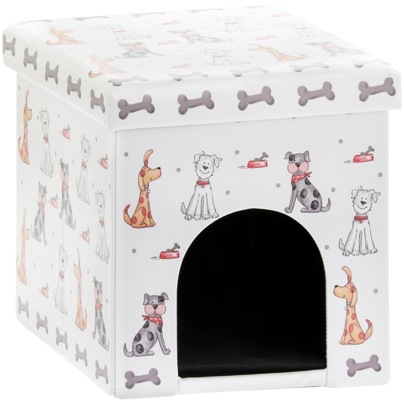 FAITHFUL FRIENDS DOG PET BOX