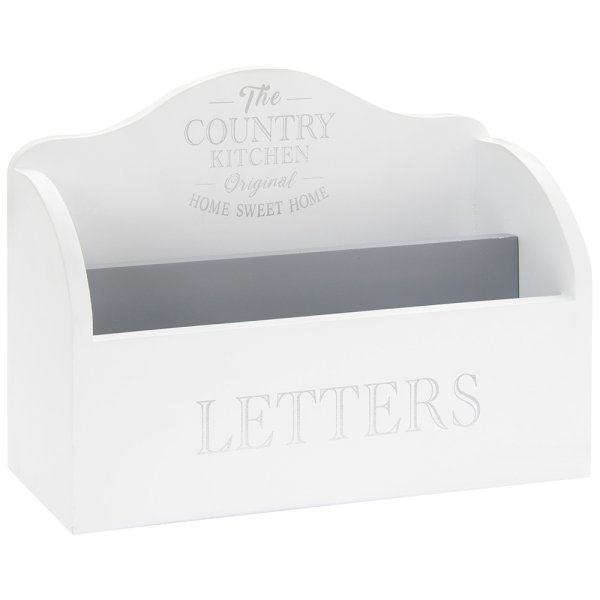 COUNTRY KITCHEN LETTER RACK