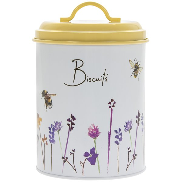 BUSY BEES BISCUITS CANISTER